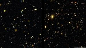 vesolje, simulacija